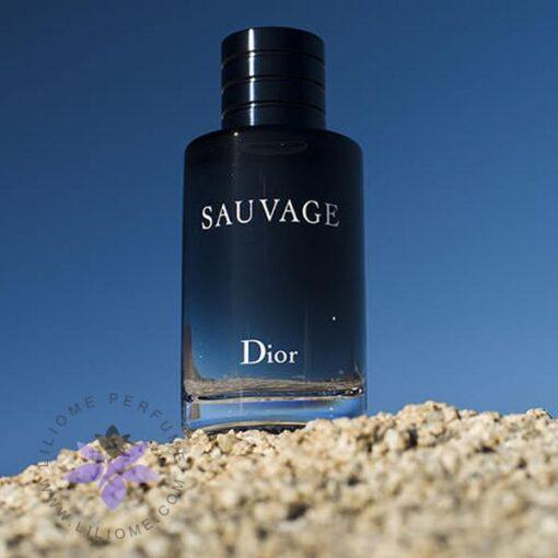 عطر دیور ساواج - Dior Sauvage
