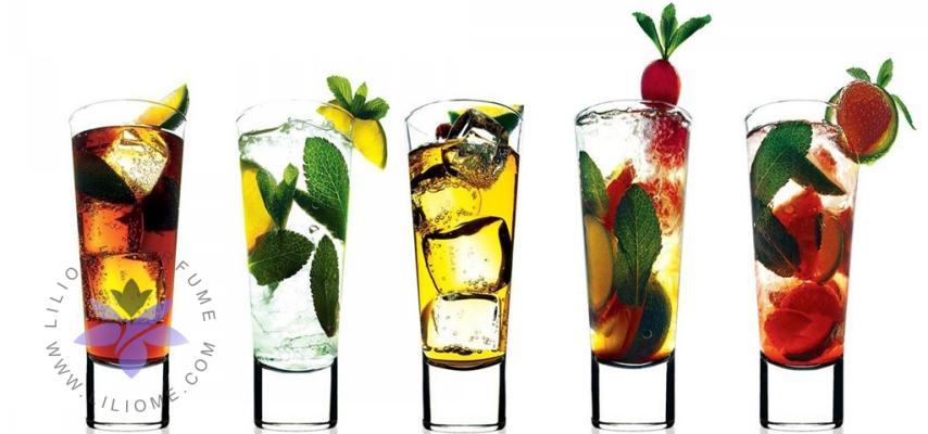 رایحه نوشیدنیها عطر و ادکلن - BEVERAGES