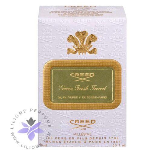 عطر کرید گرین ایریش توید - Creed Green Irish Tweed