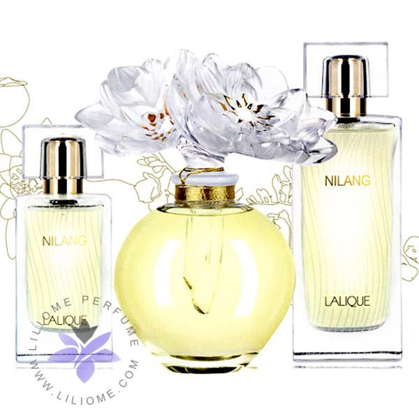 عطر لالیک فلور د کریستال - Lalique Fleur De Cristalعطر لالیک نیلانگ - Lalique Nilang