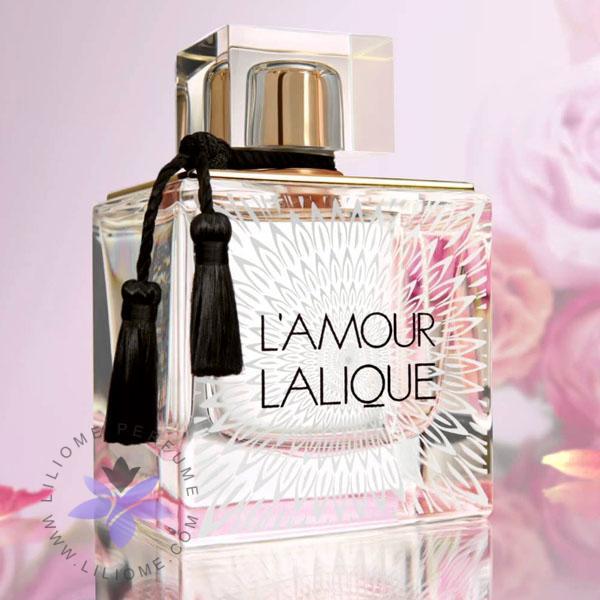 عطر لالیک لامور - Lalique L'Amour