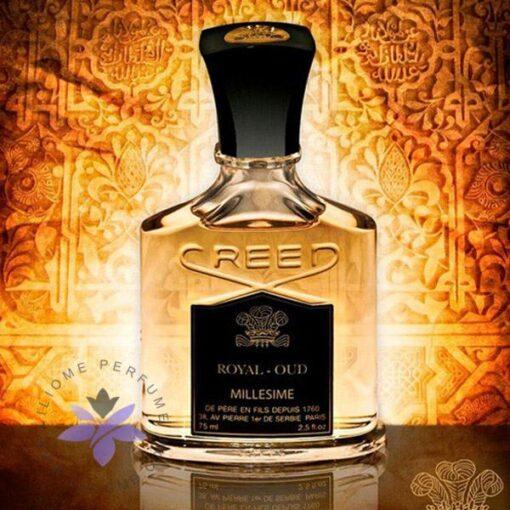 عطر کرید رویال عود - Creed Royal Oud