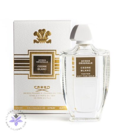 عطر کرید سدره بلنک - Creed Cedre Blanc