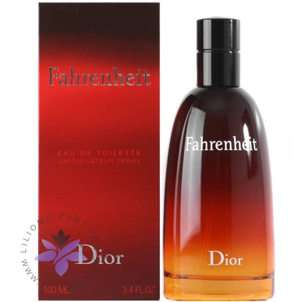 عطر ادکلن دیور فارنهایت - Dior Fahrenheit