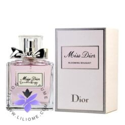 عطر ادکلن میس دیور بلومینگ بوکه-صورتی-Miss Dior Blooming Bouquet