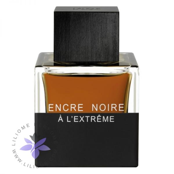 عطر لالیک انکر نویر ای ال اکستریم ، lalique Encre Noire A L Extreme - عطر لیلیوم