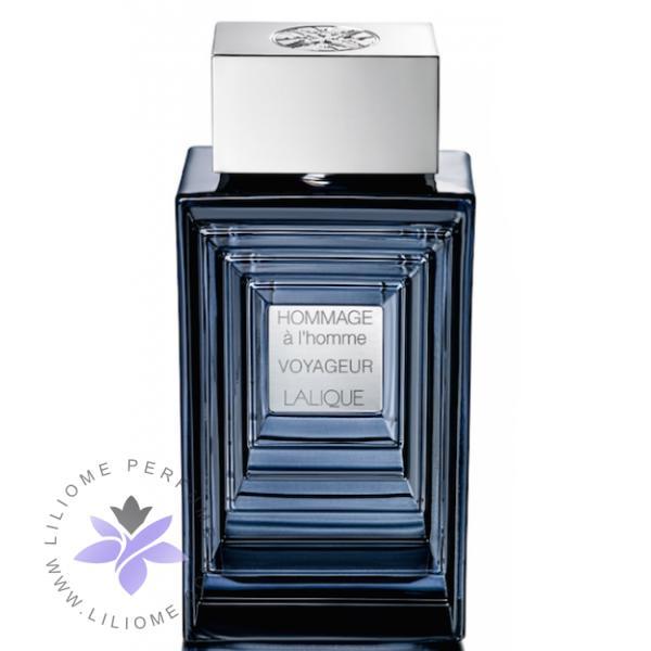 عطر لالیک هومیج الهوم وویاژر -Lalique Hommage a l'homme Voyageur
