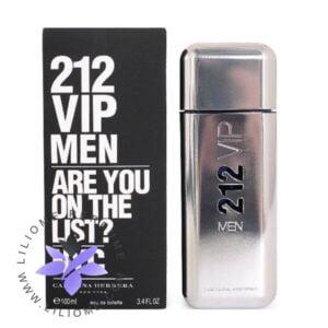 عطر ۲۱۲ وی آی پی-Carolina Herrera 212 VIP Men