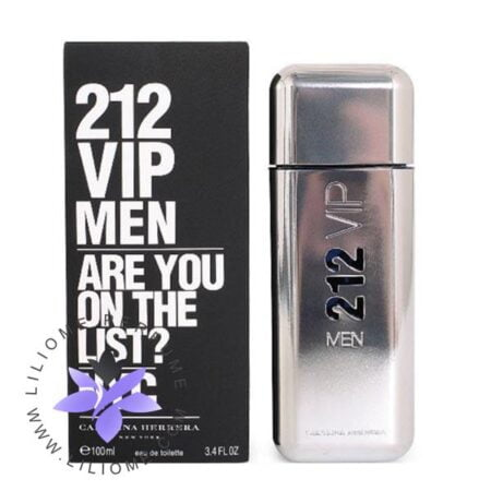 عطر ۲۱۲ وی آی پی-Carolina Herrera 212 VIP Men