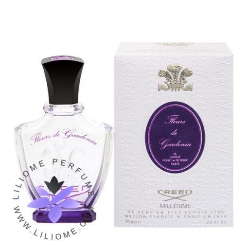 عطر ادکلن کرید فلورز د گاردنیا-Creed Fleurs de Gardenia