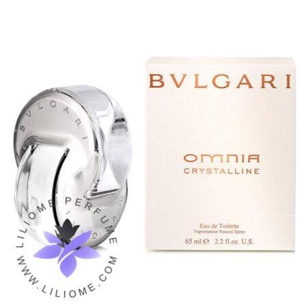 عطر بولگاری امنیا کریستالین-Bvlgari Omnia Crystalline EDT