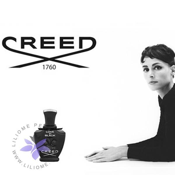 عطر کرید لاو این بلک - Creed Love In Black
