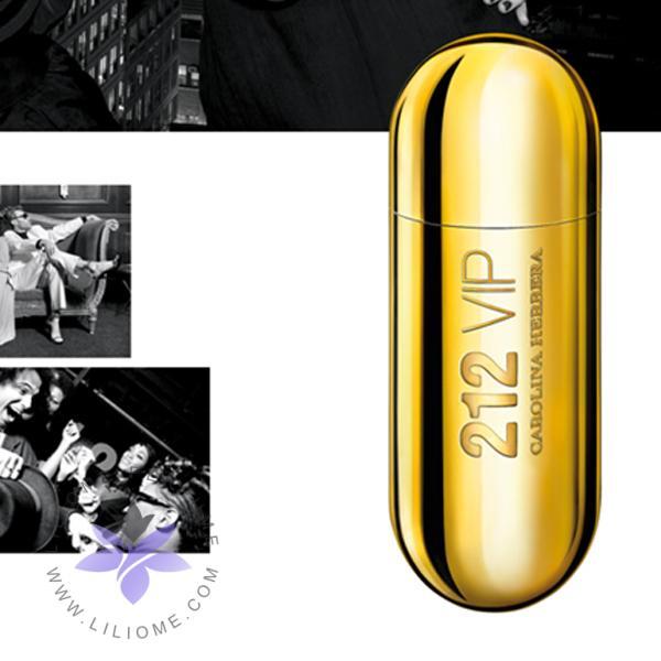 عطر ۲۱۲ وی آی پی زنانه - Carolina Herrera 212 VIP
