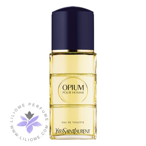 عطر ادکلن ایو سن لورن اپیوم پور هوم-Yves Saint Laurent Opium Pour Homme