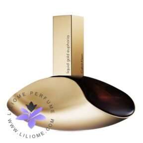 عطر ادکلن سی کی ایفوریا لیکویید گلد زنانه-Ck Euphoria Liquid Gold