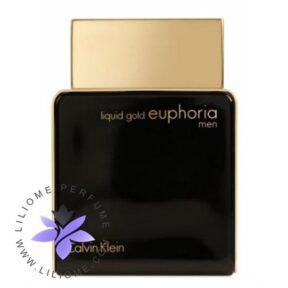 عطر سی کی ایفوریا لیکویید گلد مردانه-Ck Euphoria Liquid Gold