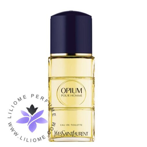 عطر ادکلن ایو سن لورن اپیوم مردانه-Yves Saint Laurent Opium Pour Homme