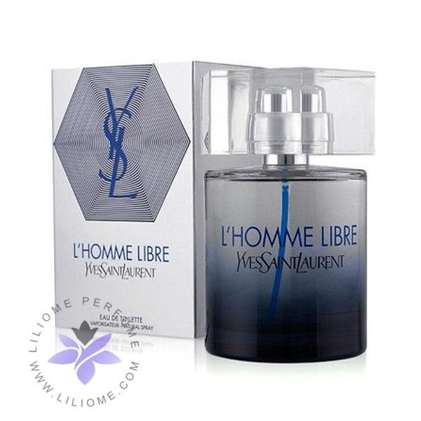 عطر ادکلن ایو سن لورن ال هوم لیبر-Yves Saint Laurent L'Homme Libre