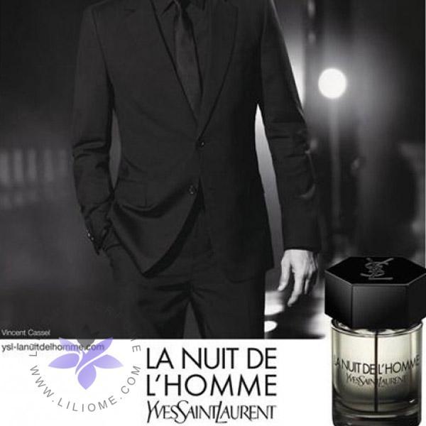 عطر ادکلن ایو سن لورن لا نویت لهوم-YSL La Nuit de L`Homme
