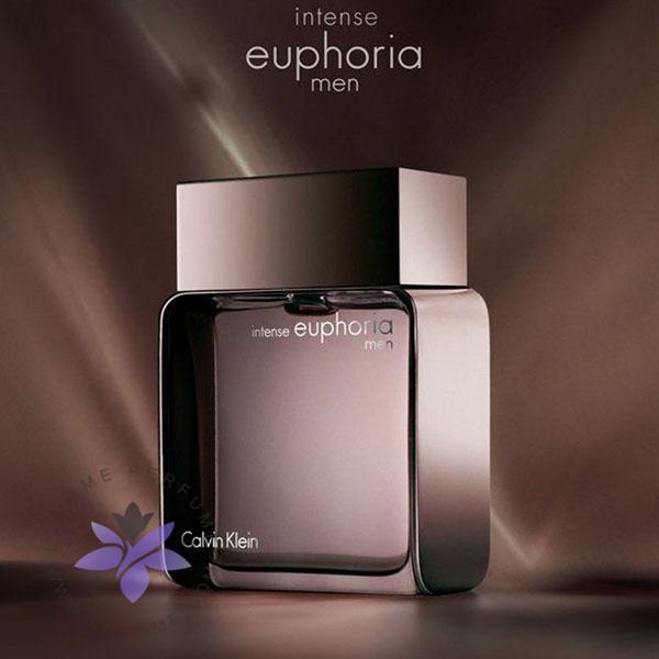 b605cf50e عطر سی کی ایفوریا اینتنس-Ck Euphoria Men Intense | عطر ادکلن لیلیوم