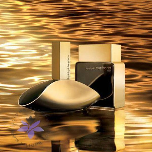 عطر سی کی ایفوریا لیکویید گلد زنانه-Ck Euphoria Liquid Gold