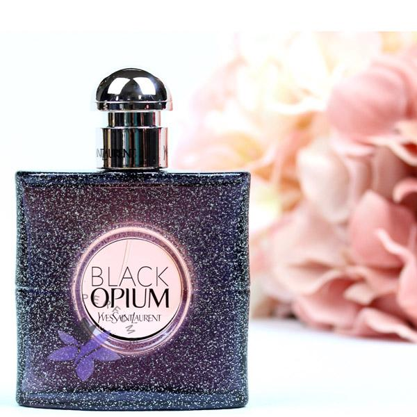 عطر ادکلن ایو سن لورن بلک اپیوم- Yves Saint Laurent Black opium
