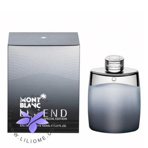 عطر ادکلن مون بلان لجند 2013-Mont Blanc Legend Special Edition 2013