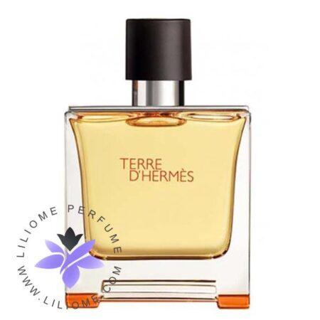 عطر ادکلن هرمس تق هرمس پرفیوم-Hermes Terre d'Hermes Parfum