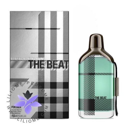 عطر ادکلن باربری دبیت مردانه-Burberry The Beat