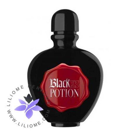 عطر ادکلن پاکو رابان بلک ایکس اس پوشن زنانه-Paco Rabanne Black XS Potion