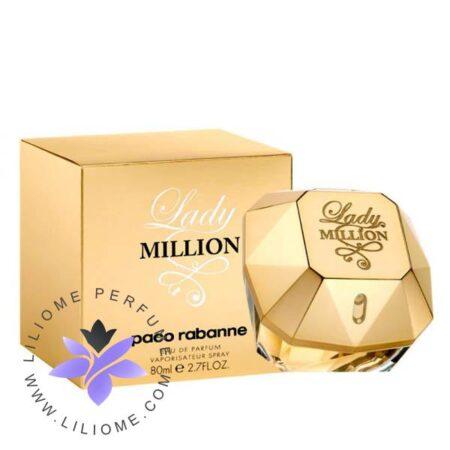 عطر ادکلن پاکو رابان لیدی میلیون-Paco Rabanne Lady Million