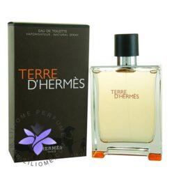 عطر ادکلن هرمس تق هرمس-Hermes Terre d'Hermes