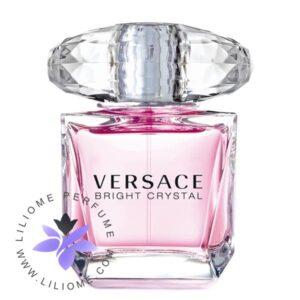 ادکلن ورساچه صورتی-برایت کریستال-Versace Bright Crystal