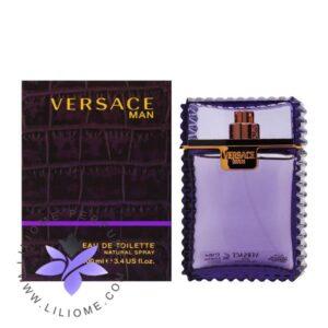 عطر ادکلن ورساچه من-Versace Man