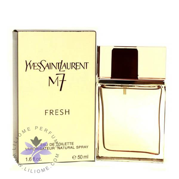 عطر ادکلن ایو سن لورن فرش ام 7-Yves Saint Laurent M7 Fresh