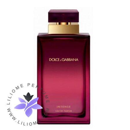 عطر ادکلن دی اند جی دلچه گابانا پورفم اینتنس-Dolce Gabbana Pour Femme Intense
