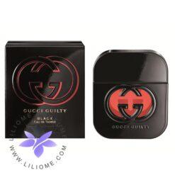عطر ادکلن گوچی گیلتی بلک زنانه-Gucci Guilty Black Pour Femme