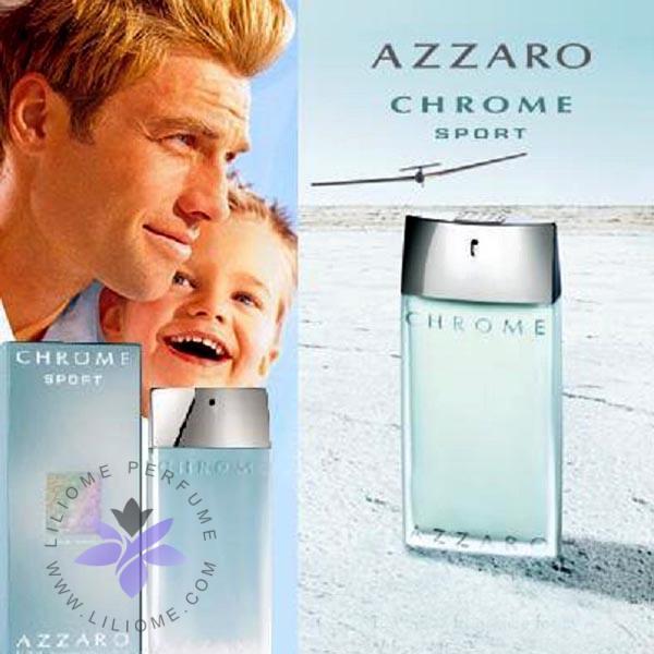 عطر ادکلن آزارو کروم اسپرت-Azzaro Chrome Sport
