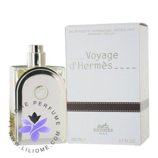 عطر ادکلن هرمس وویاژ-Hermes Voyage d'Hermes