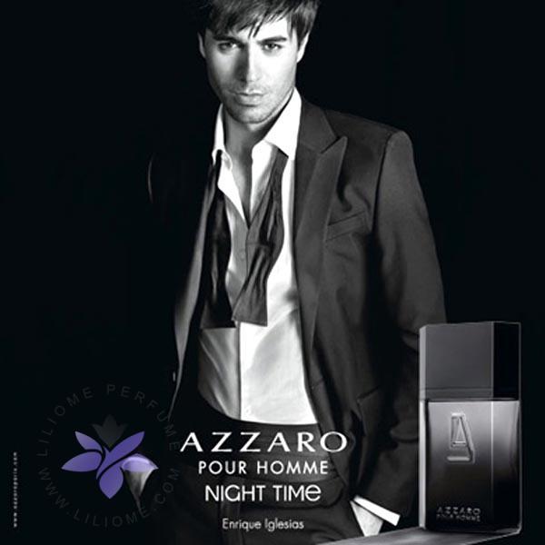 عطر ادکلن آزارو پورهوم نایت تایم-Azzaro Night Time Pour Homme