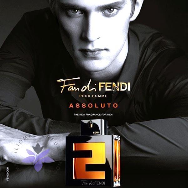 عطر ادکلن فَن دی فندی اسولوتو مردانه-Fan di Fendi Assoluto