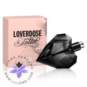 عطر ادکلن دیزل لاوردوز تاتو-Diesel Loverdose Tattoo