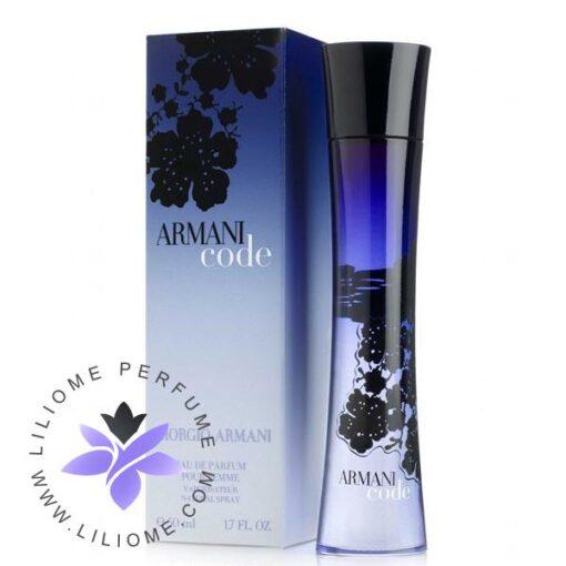 عطر ادکلن جورجیو آرمانی کد زنانه-Giorgio Armani Code