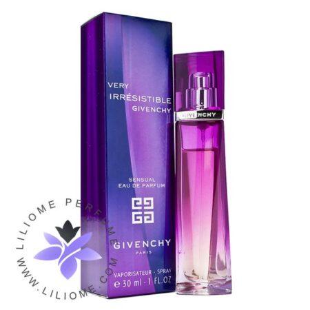 عطر ادکلن جیوانچی وری ایرسیستیبل سنشوال-Givenchy Very Irresistible Sensual