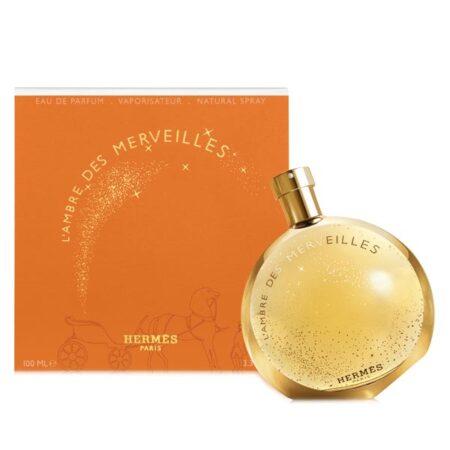 عطر ادکلن هرمس آمبر مرولیس-Hermes L`Ambre Des Merveilles