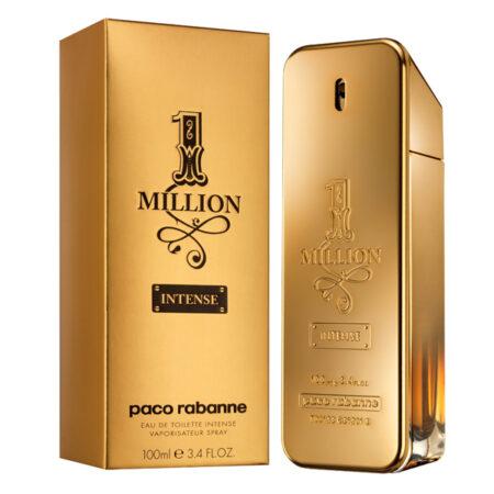 عطر ادکلن پاکو رابان وان میلیون اینتنس-Paco Rabanne 1 Million Intense