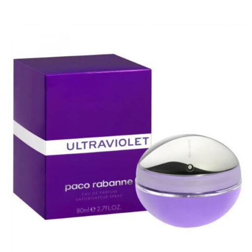 عطر ادکلن پاکو رابان الترا ویولت زنانه-Paco Rabanne Ultraviolet