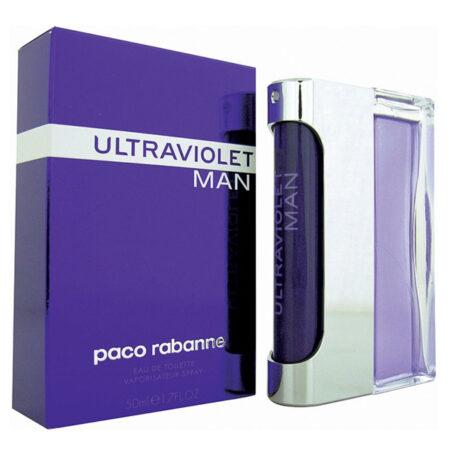عطر ادکلن پاکو رابان الترا ویولت مردانه-Paco Rabanne Ultraviolet