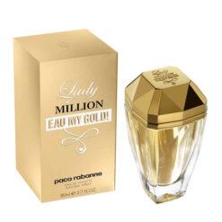 عطر ادکلن پاکو رابان لیدی میلیون او مای گلد-Paco Rabanne Lady Million Eau My Gold