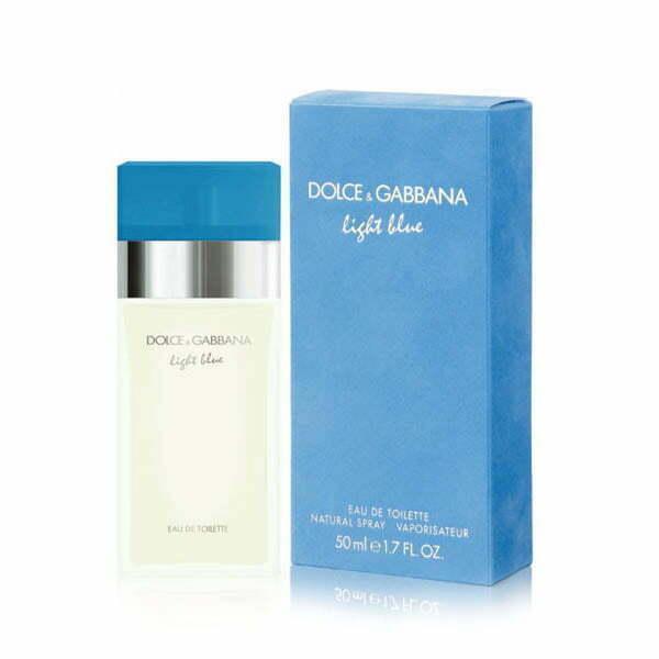 عطر ادکلن دی اند جی لایت بلو زنانه-Dolce Gabbana Light Blue